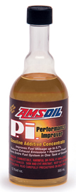 Bottle Of Amsoil Fuel Injector Cleaner